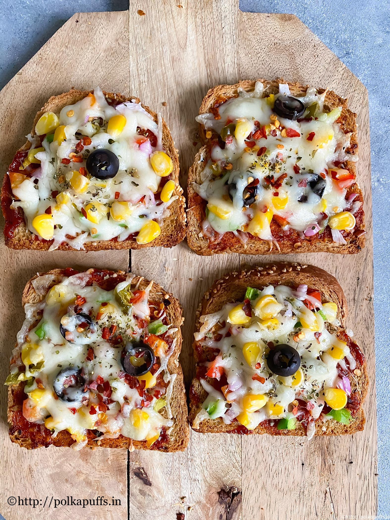 Bread Pizza final 3