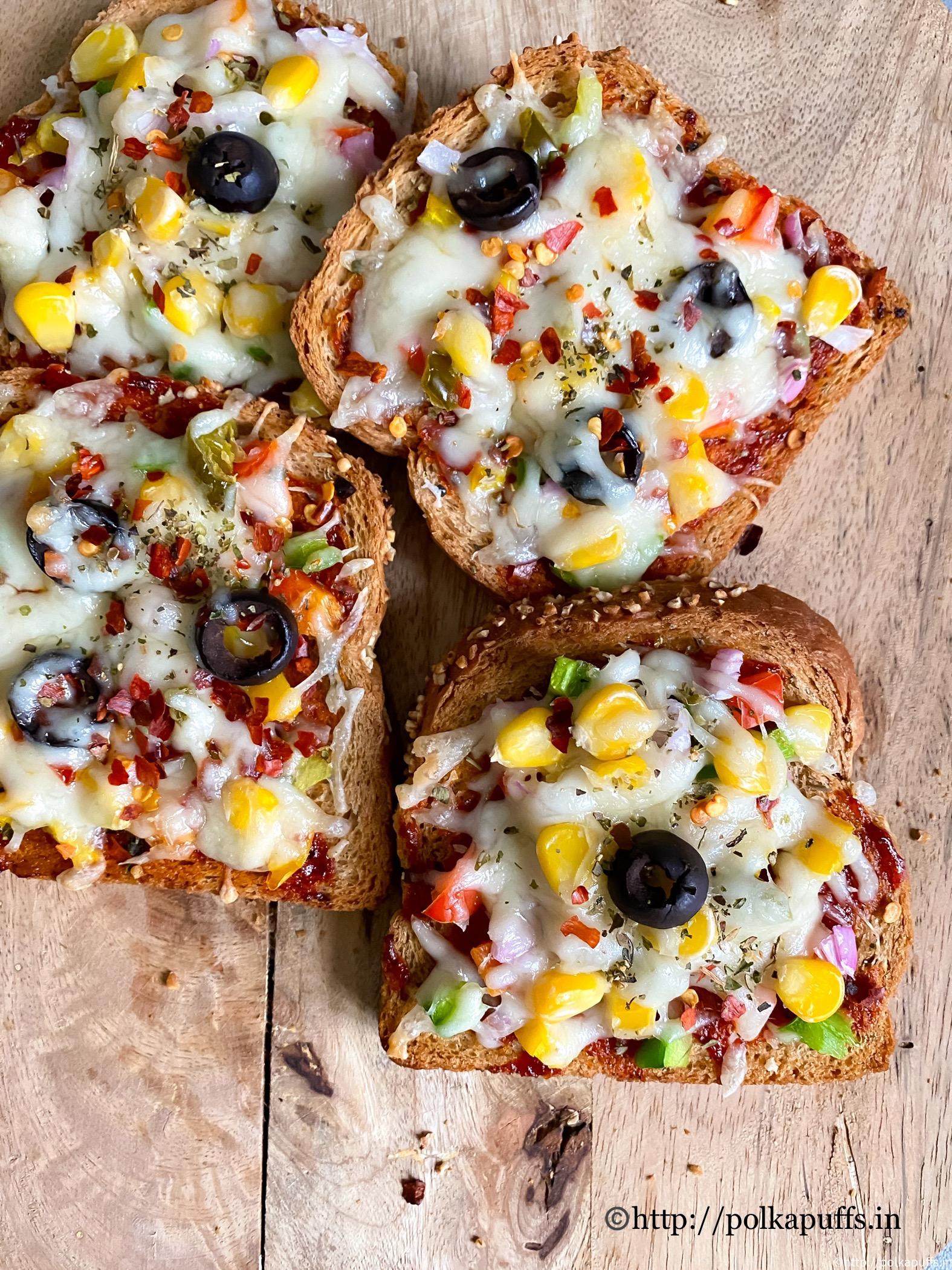 Bread Pizza final 5