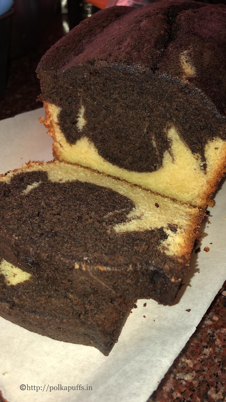 marble pound cake prep 1
