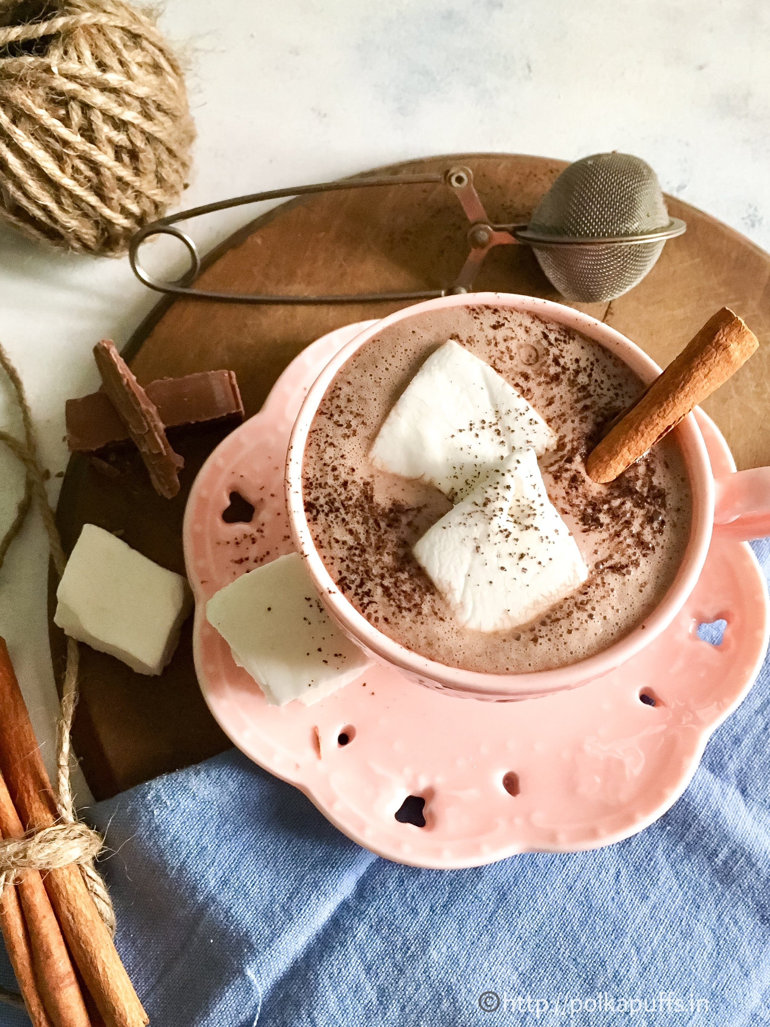 compressed hot chocolate 2