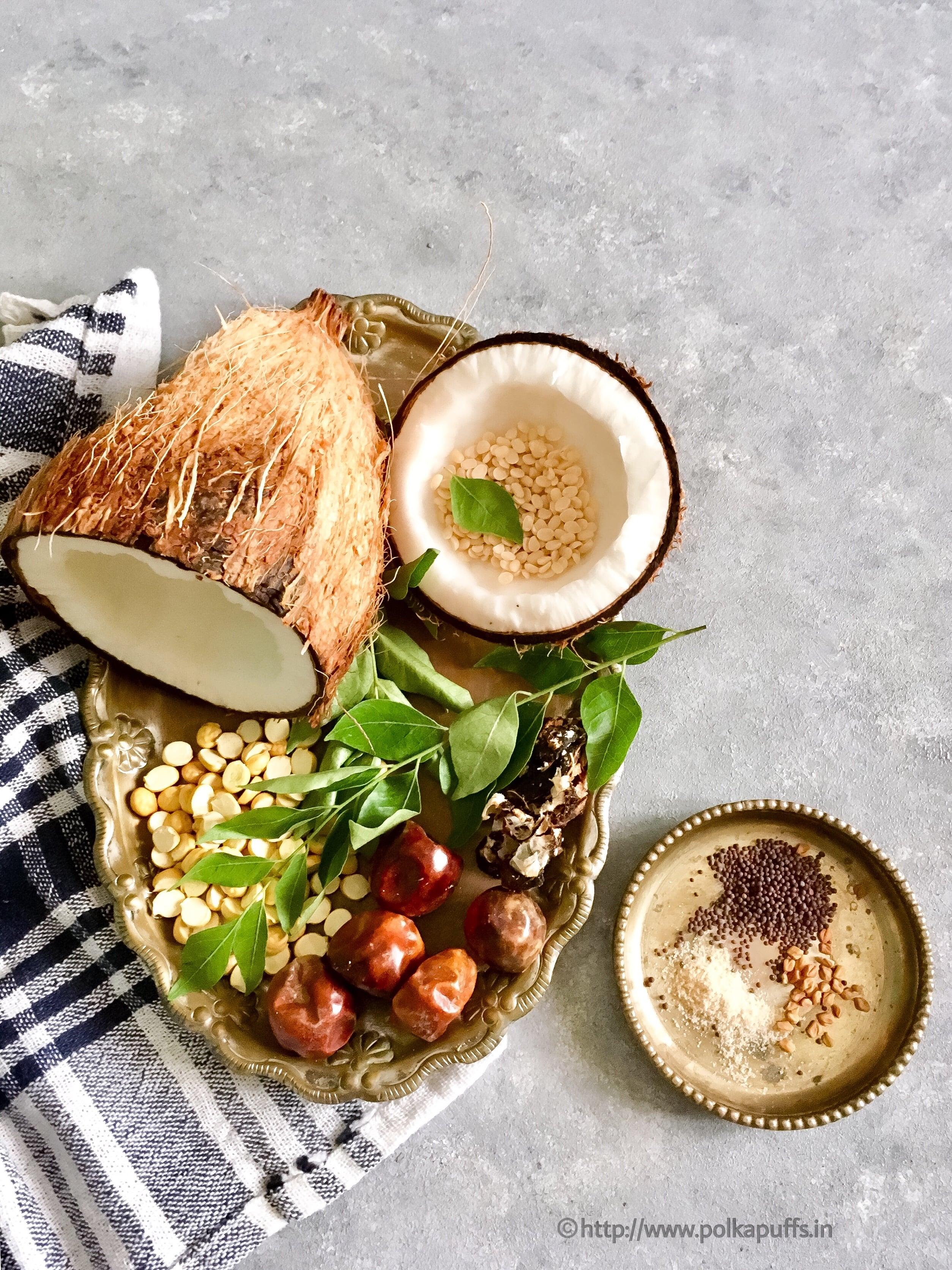 Compressed white udupi Coconut chutney 1