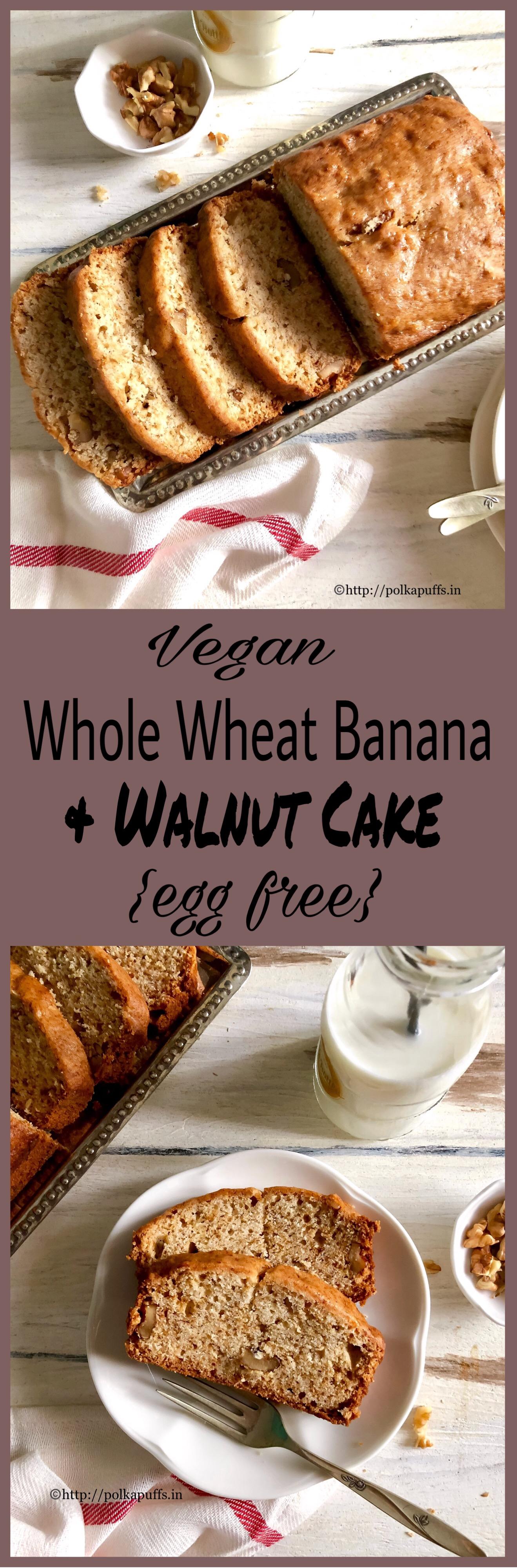 WW banana walnut cake pinterest