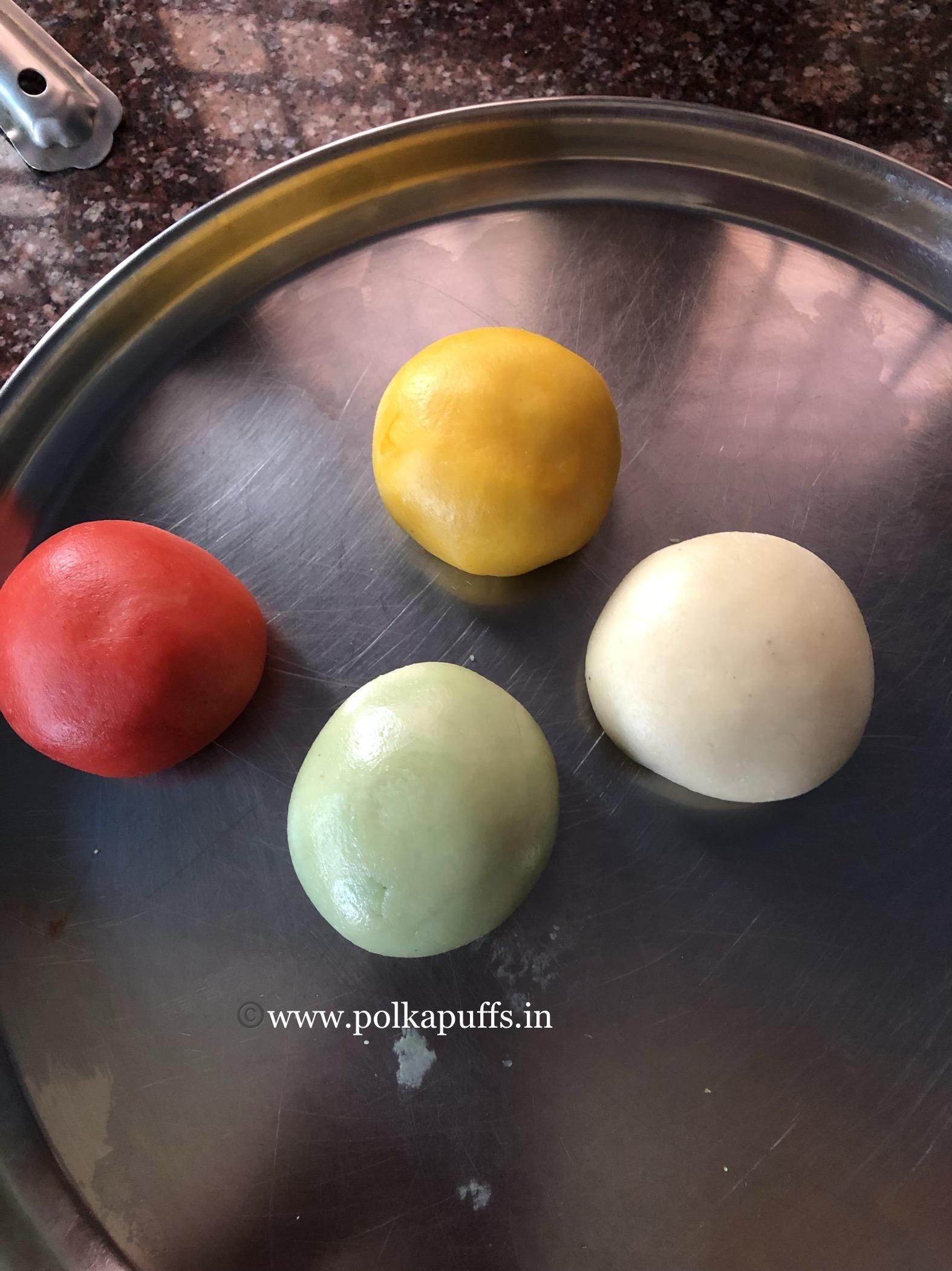 no cook eggfree marzipan recipe prep 5