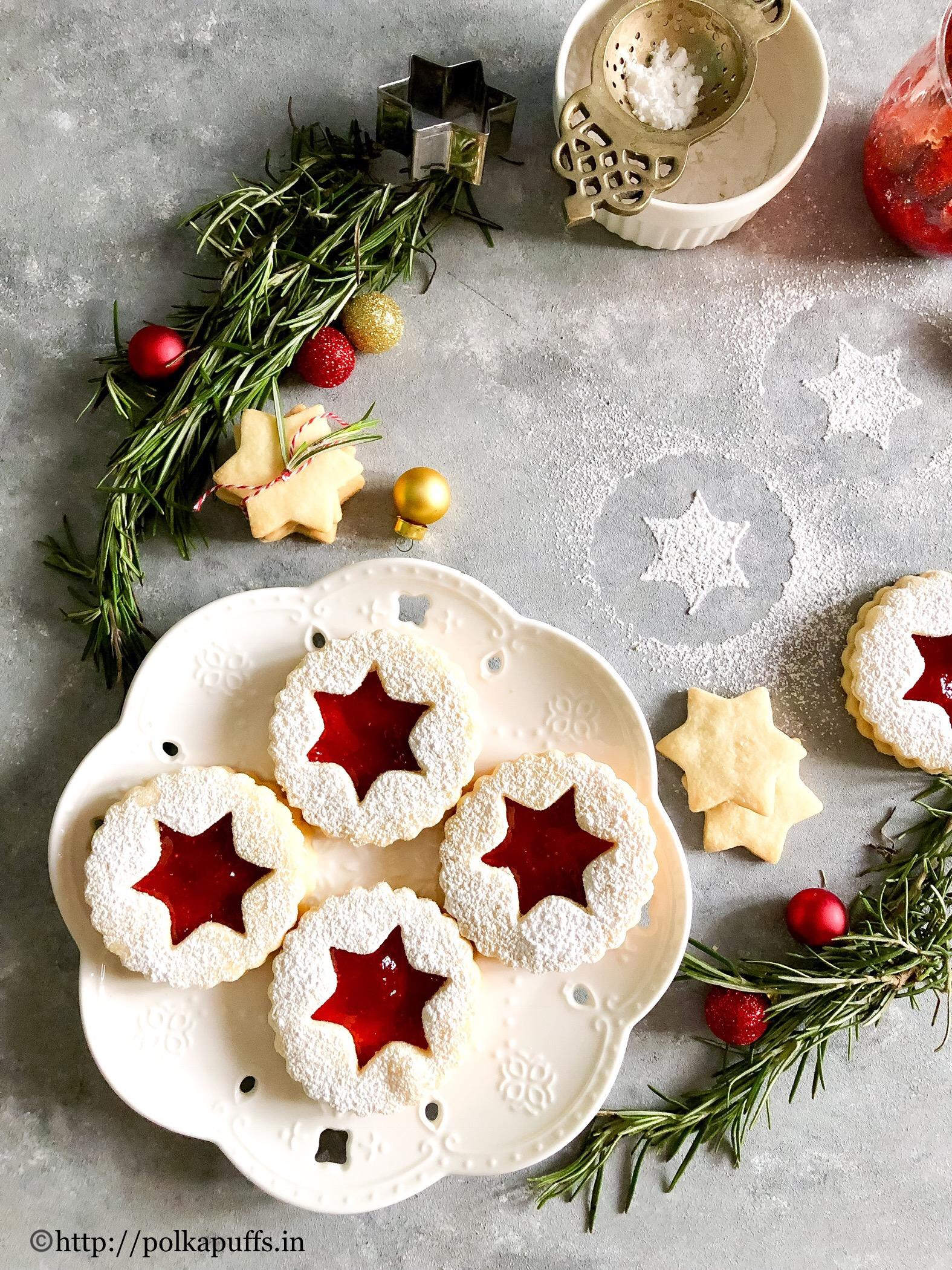 traditional linzer cookies final 1