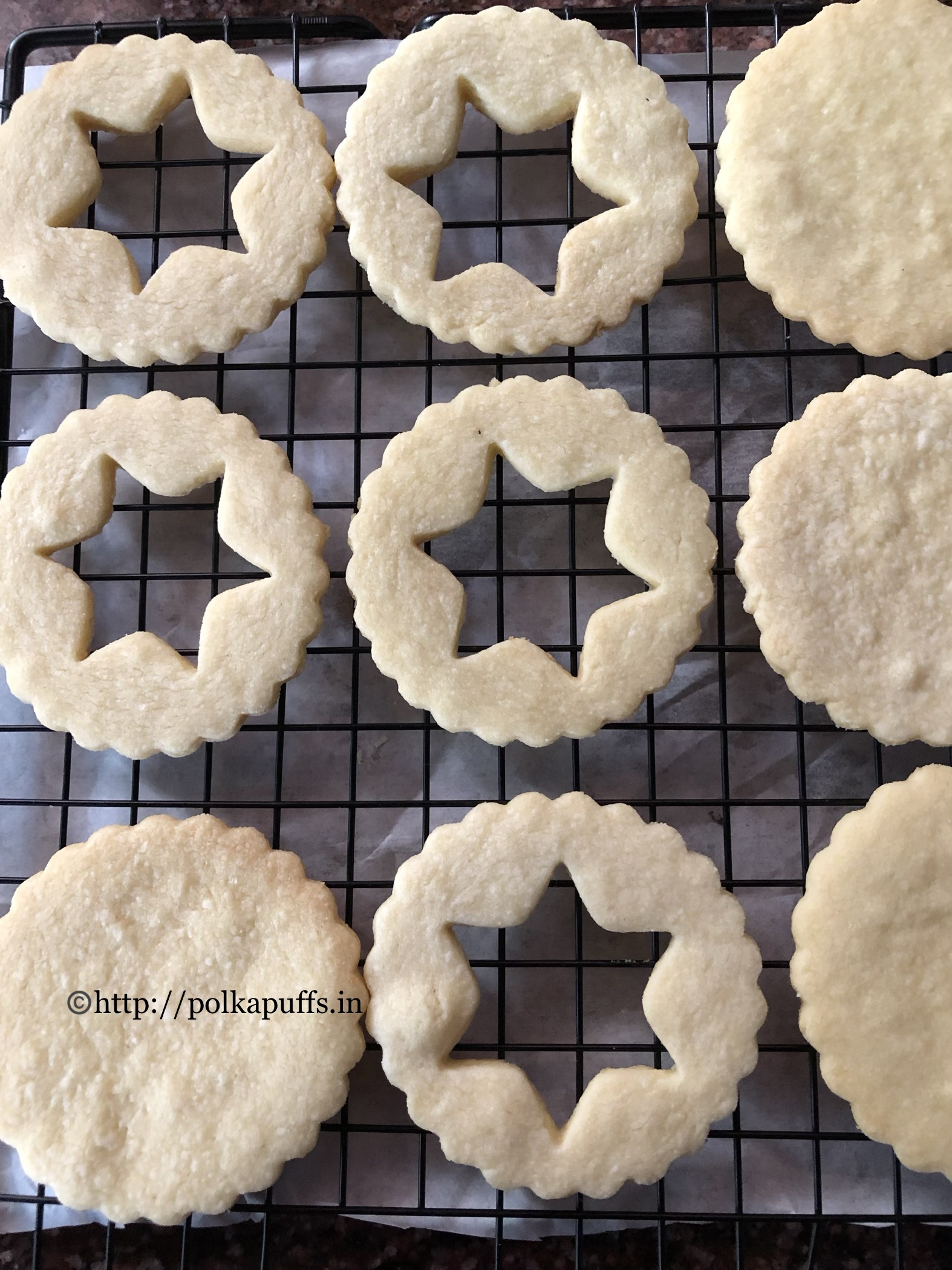traditional linzer cookies prep 8