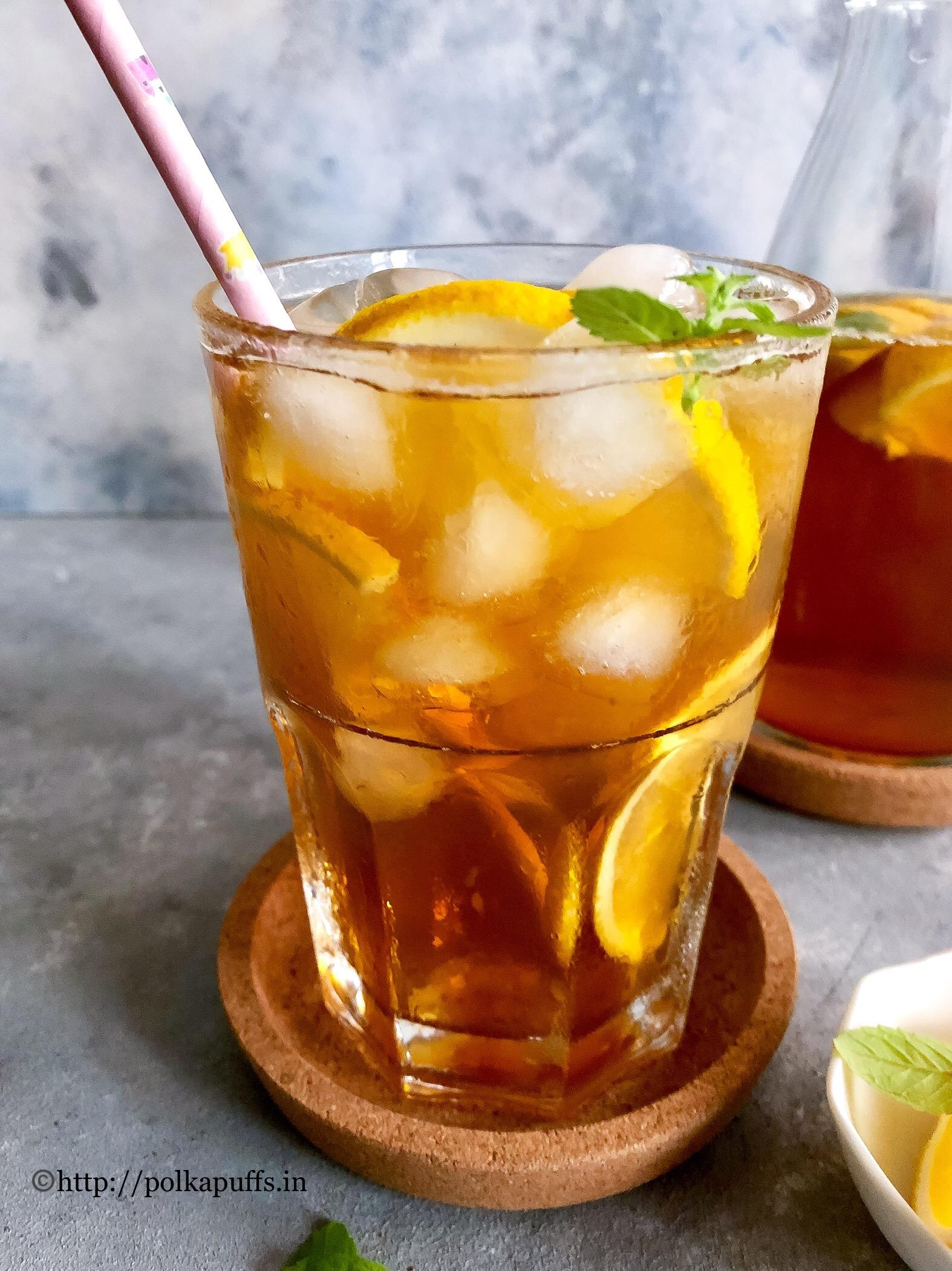 Lemon Iced Tea final 4