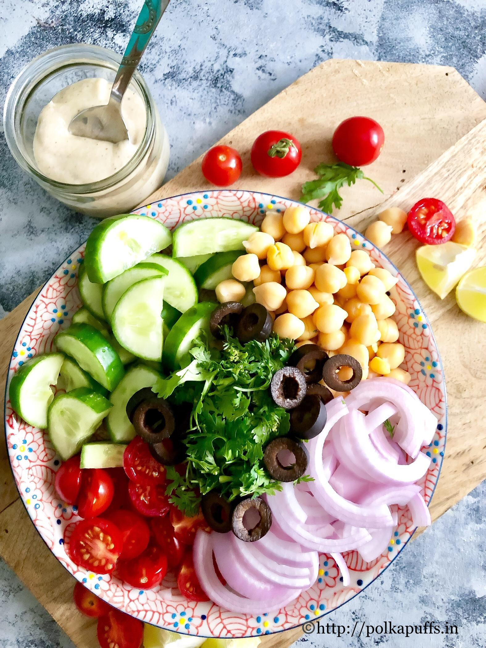 mediterranean Chickpea salad final 1