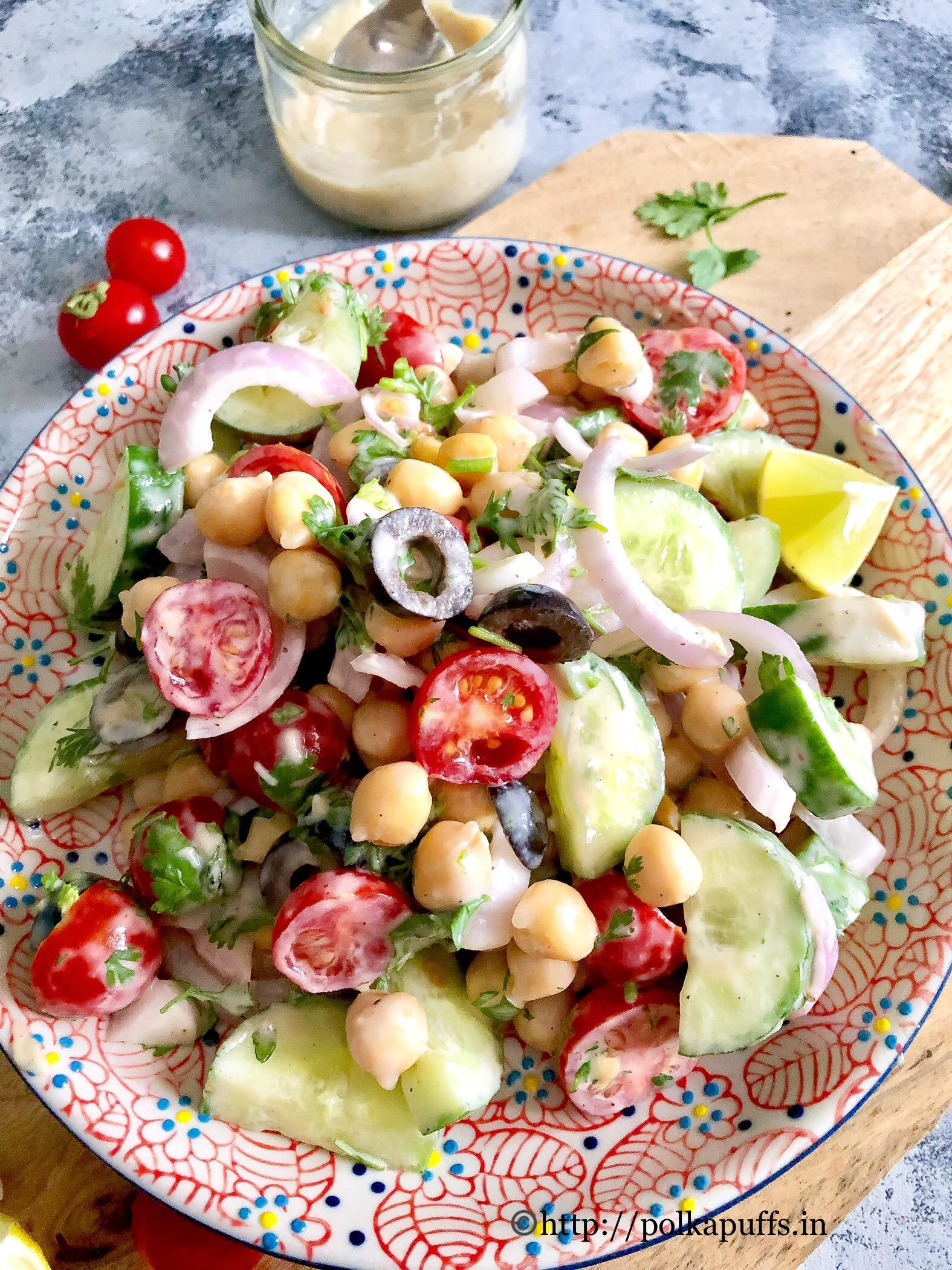 mediterranean Chickpea salad final 3
