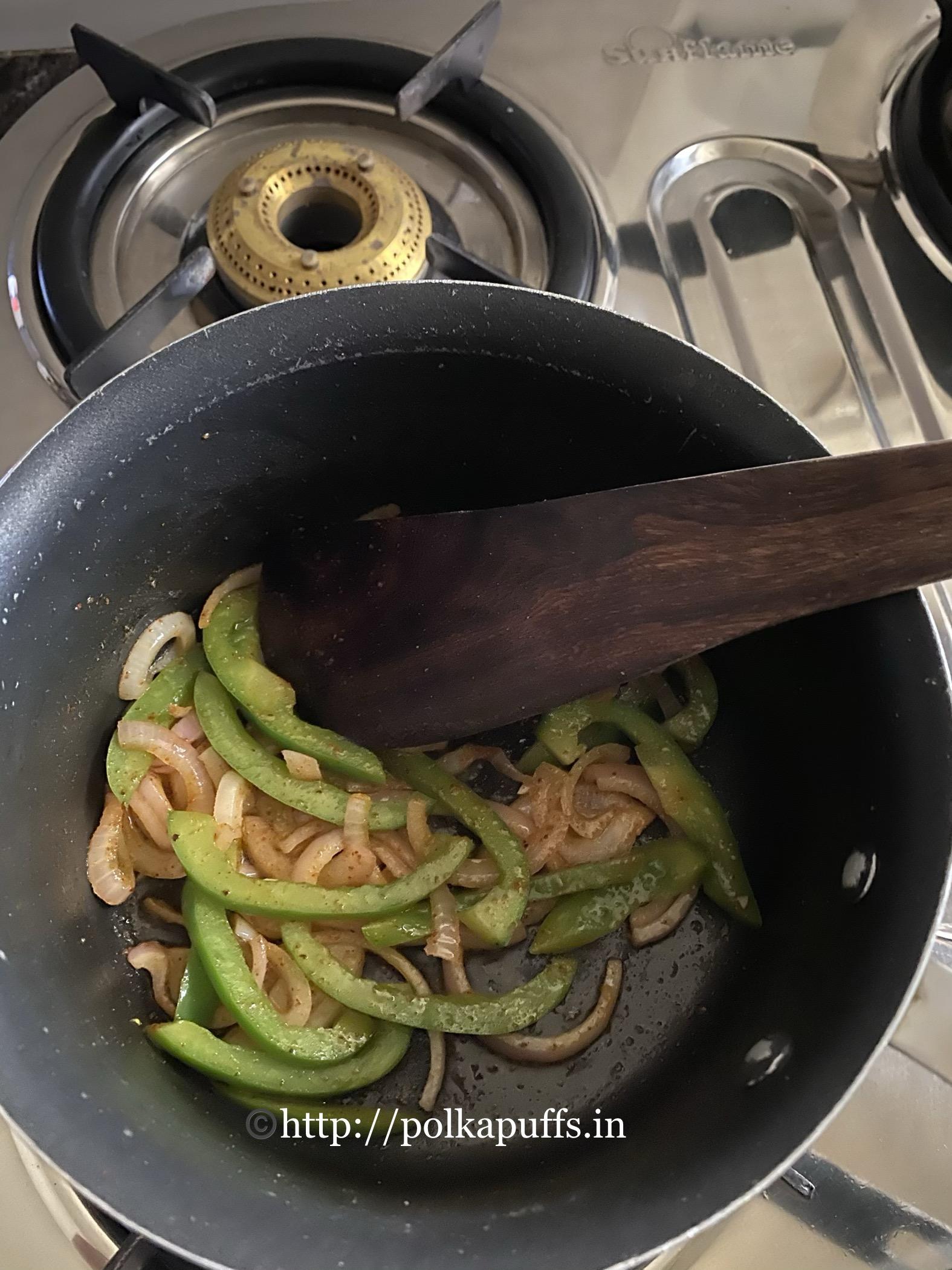 Chipotle Copycat Burrito Bowls prep 2