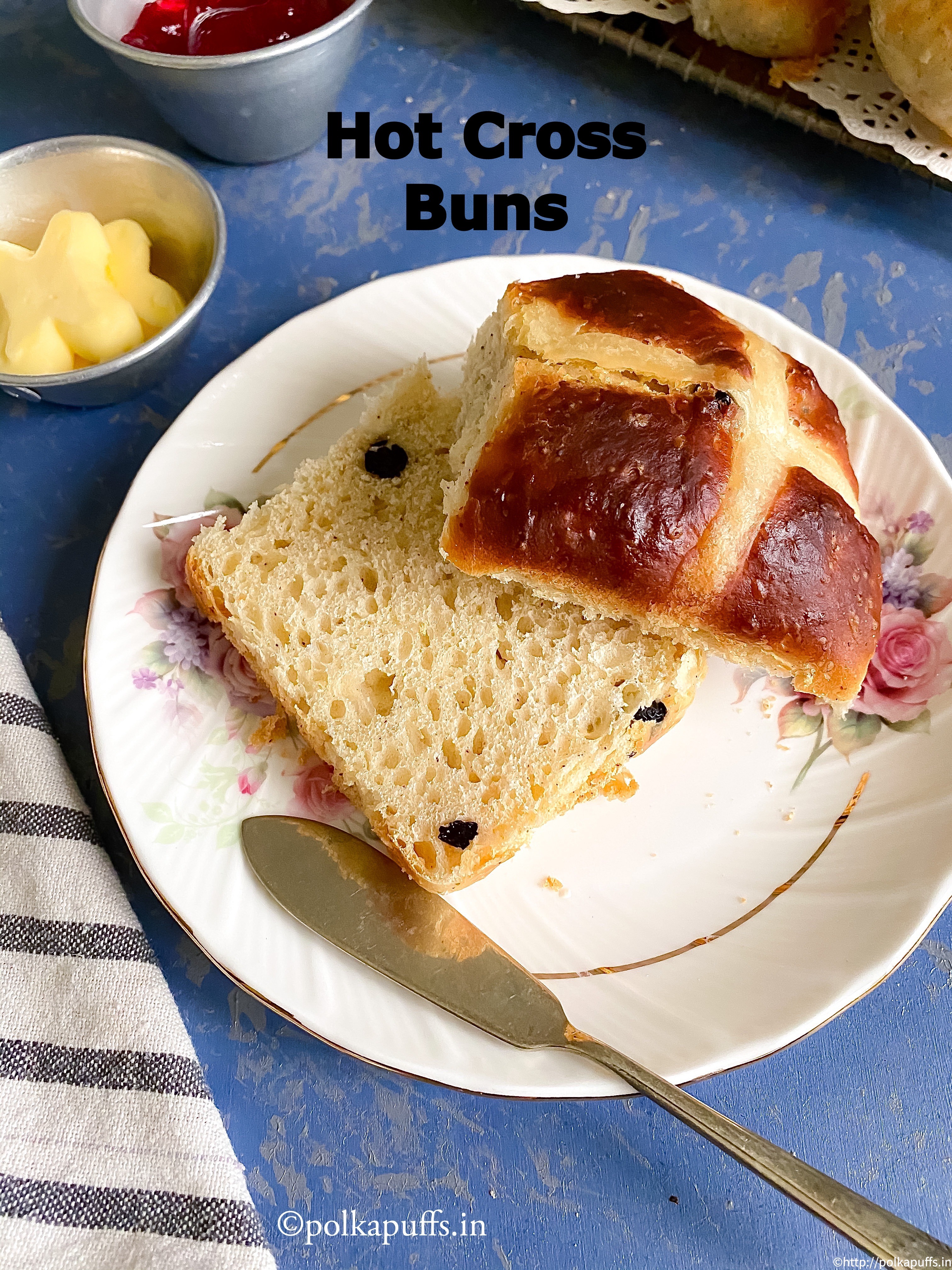 Hot Cross Buns pinterest