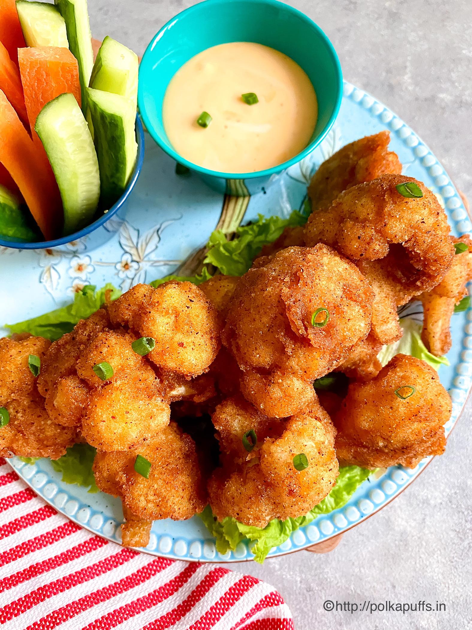 vegan Cauliflower wings final 2
