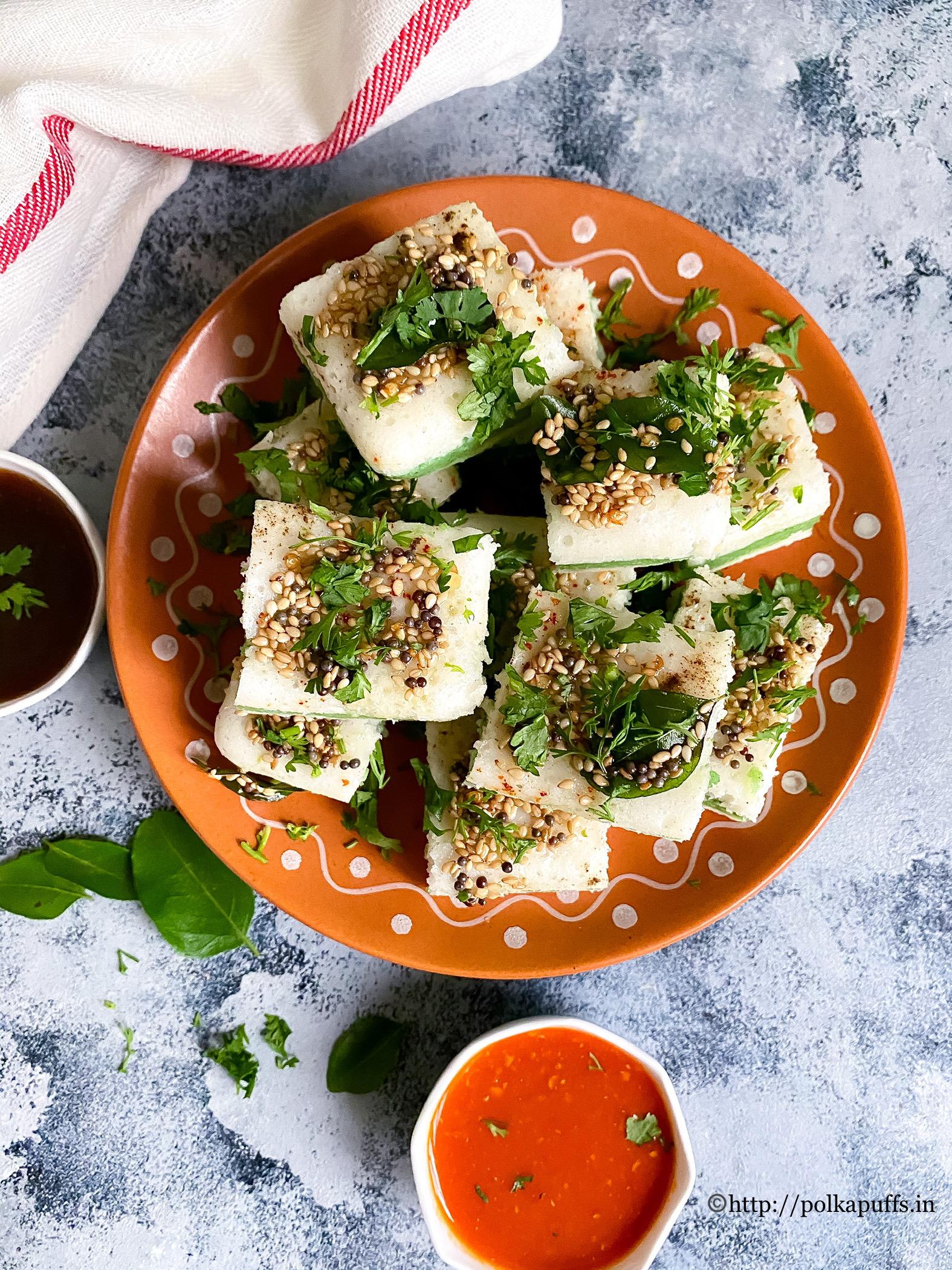 Sandwich Dhokla final 2