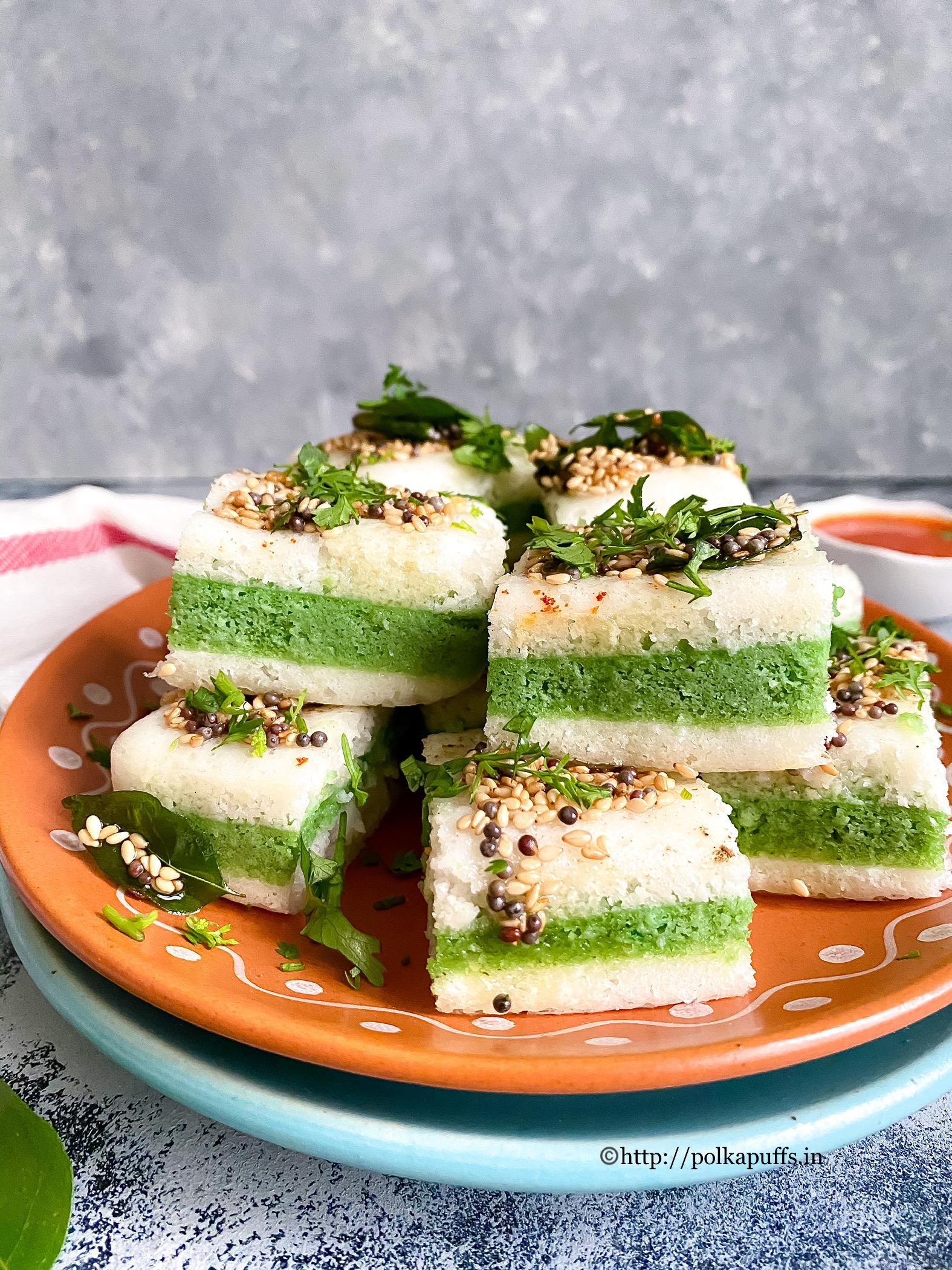 Sandwich Dhokla final 4
