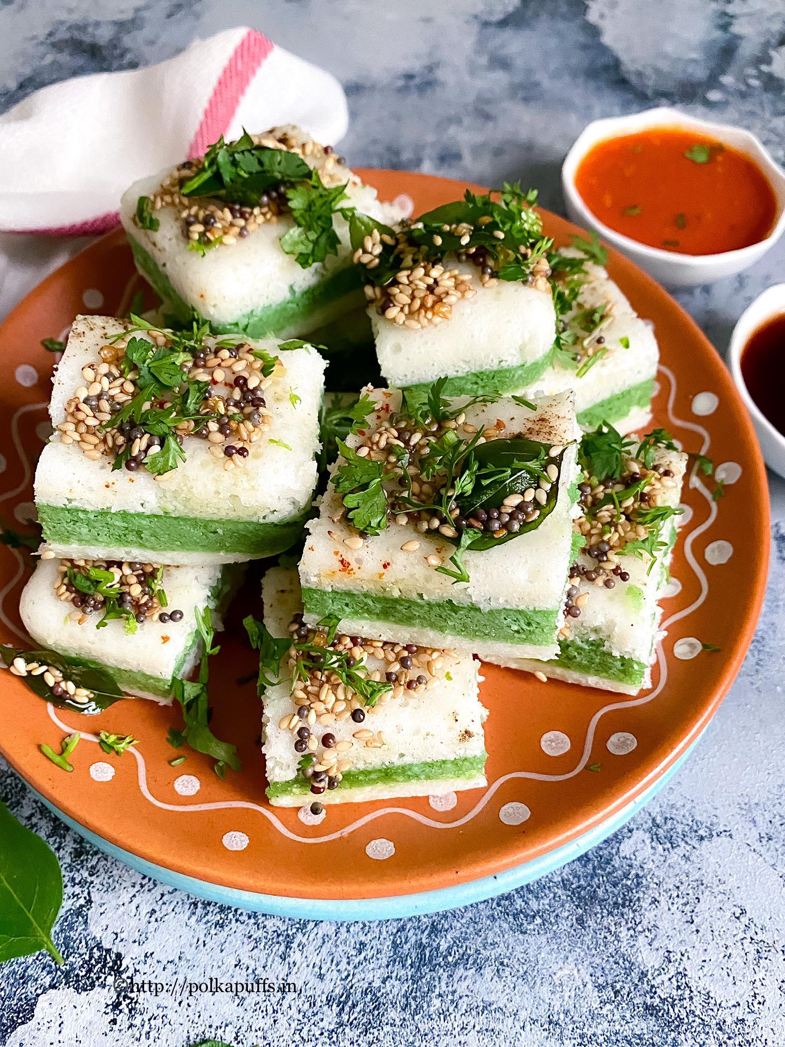 Sandwich Dhokla final 5