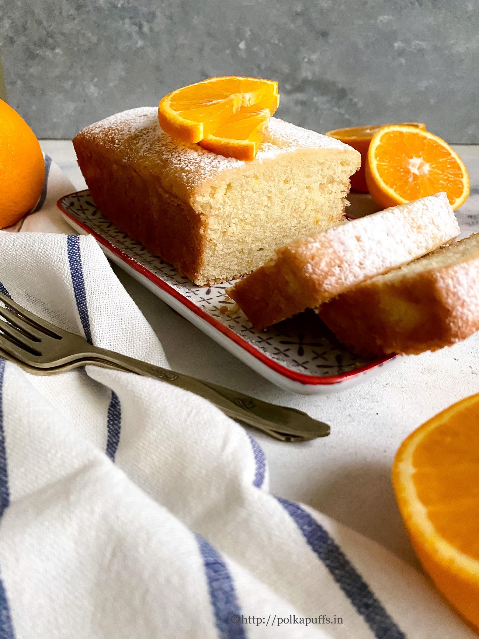 eggless orange cake Final 2