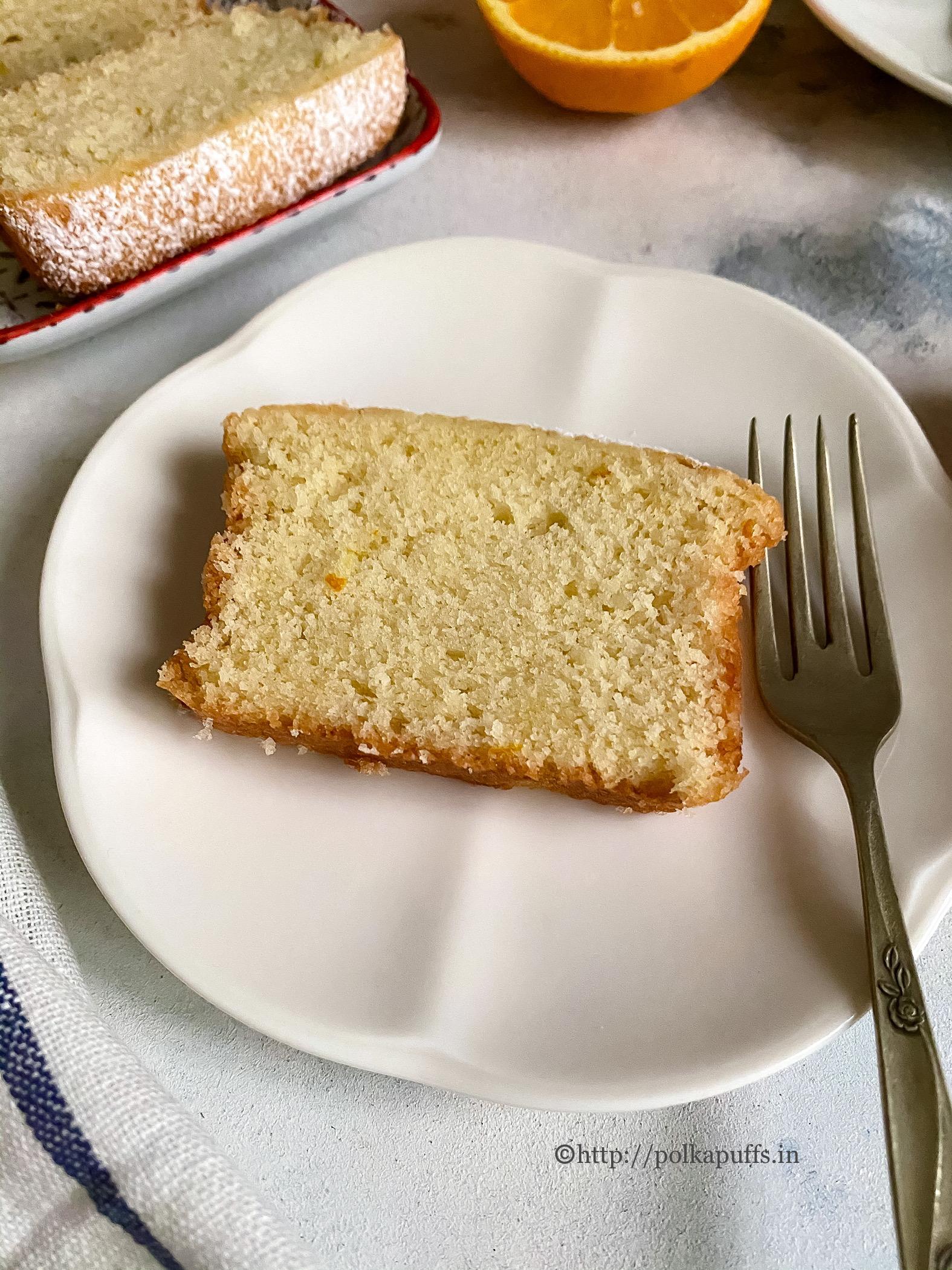 eggless orange cake Final 3