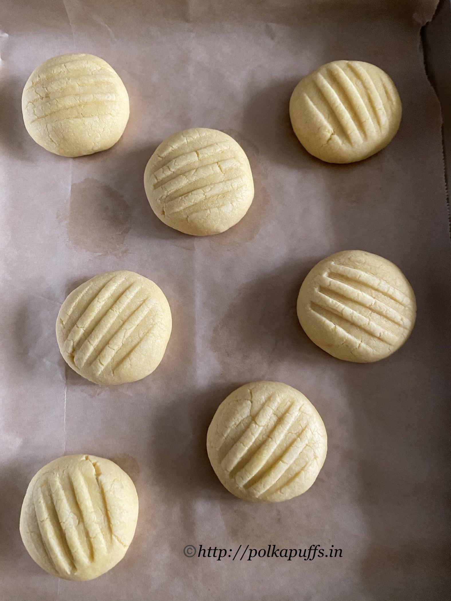 eggfree custard cookies prep 5